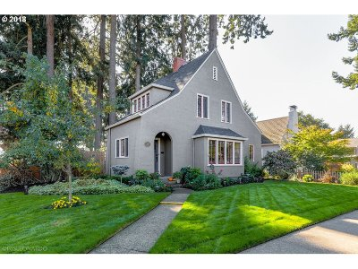 Vancouver Single Family Home For Sale: 401 W 33rd St