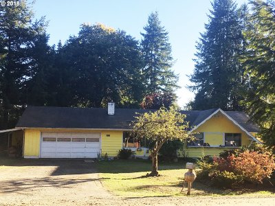 Coquille Single Family Home For Sale: 94882 Ramblewood Ln