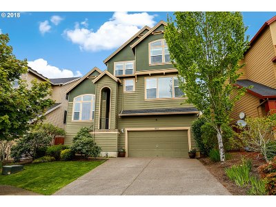 Happy Valley Single Family Home For Sale: 12743 SE Dream Weaver Ct