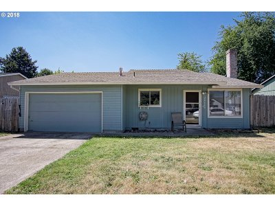 Single Family Home For Sale: 20640 SW Jay St
