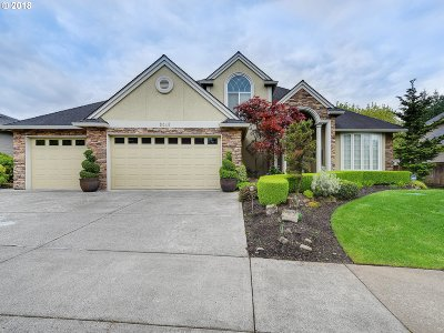 Camas Single Family Home For Sale: 3641 NW Sierra Dr