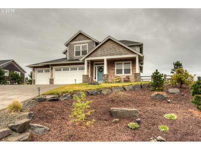 Gearhart OR Single Family Home For Sale: $615,000