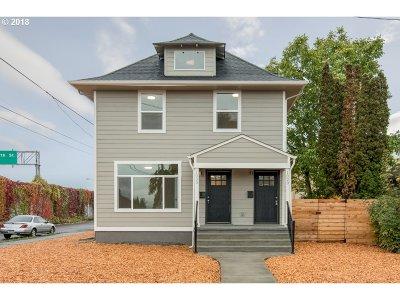 Multi Family Home For Sale: 1029 N Webster St