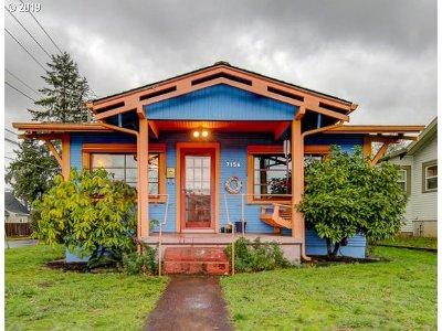 Single Family Home For Sale: 7156 N Fenwick Ave