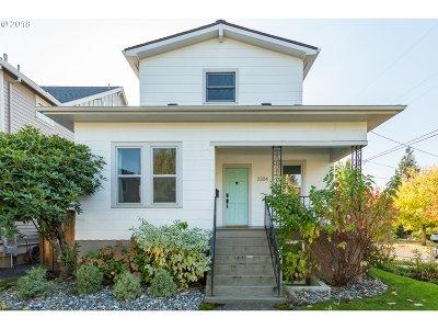 Multi Family Home For Sale: 2304 SE Tibbetts St