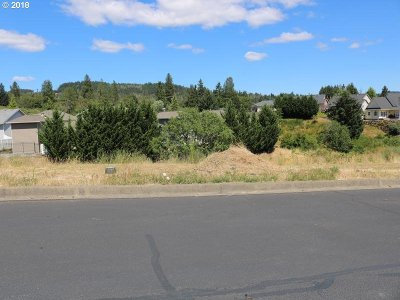 Sutherlin Residential Lots & Land For Sale: 702 Divot Loop #106