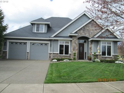 Woodburn Single Family Home For Sale: 2491 Meridian Dr