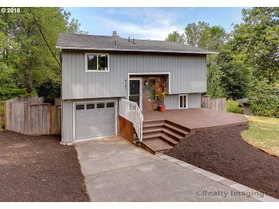 Portland Single Family Home For Sale: 4103 SW Alfred St