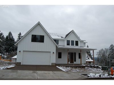 Oregon City Single Family Home For Sale: 14160 Quail Ct #Lot 8