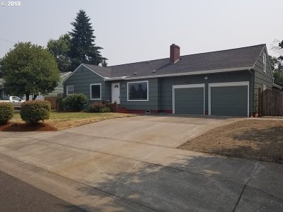 Eugene Single Family Home For Sale: 4040 Willhi St