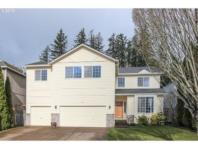 Beaverton Single Family Home For Sale: 12640 SW Canvasback Way