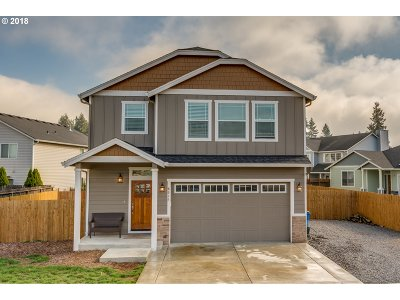 Vancouver WA Single Family Home For Sale: $375,000