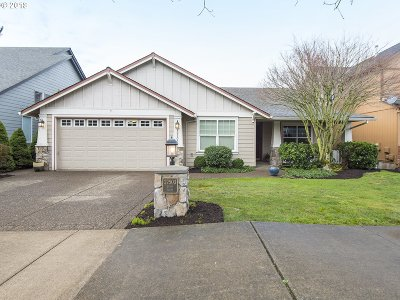 Sherwood Single Family Home For Sale: 22503 SW Dewey Dr