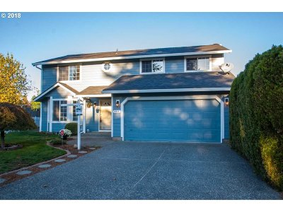 Vancouver Single Family Home For Sale: 4518 NE 141st Ct