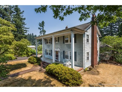 Single Family Home For Sale: 320 NE 148th Ave