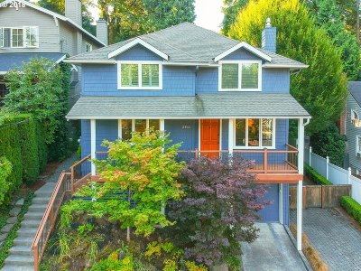 Single Family Home For Sale: 2844 SW Periander St