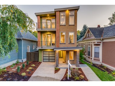 Single Family Home For Sale: 1710 SE Salmon St