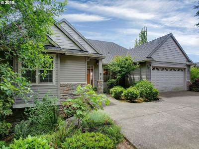 Portland Single Family Home For Sale: 9850 NW Skyline Heights Dr
