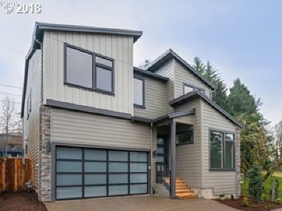 Portland Single Family Home For Sale: 14642 NW Fricke Ln