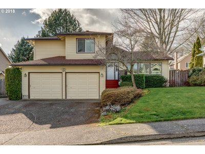 Single Family Home For Sale: 16715 NW Norwalk Dr