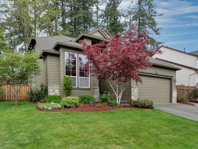 Single Family Home For Sale: 11845 SW Turnstone Ave