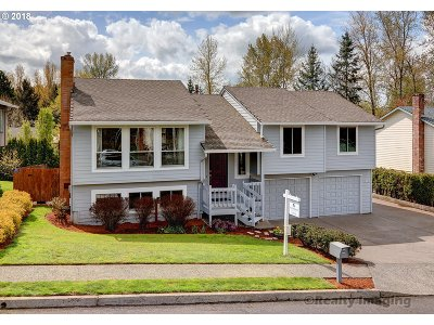 Gresham, Troutdale, Fairview Single Family Home For Sale: 2160 SW 26th St