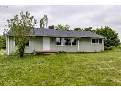 Junction City Single Family Home For Sale: 90040 Territorial Hwy