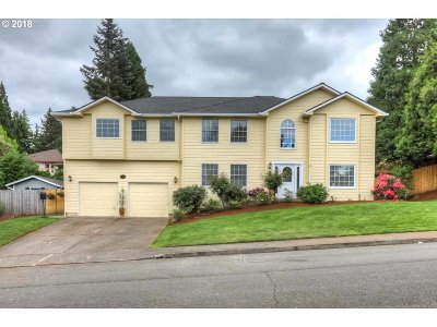 Salem Single Family Home For Sale: 910 Sunmist Ct