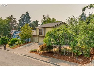 Beaverton Single Family Home For Sale: 7275 SW 152nd Ave