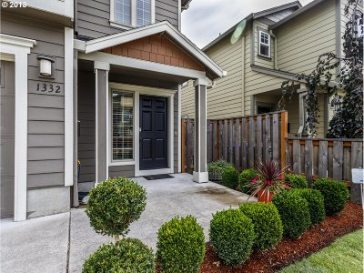Portland Single Family Home For Sale: 1332 SE 84th Ave