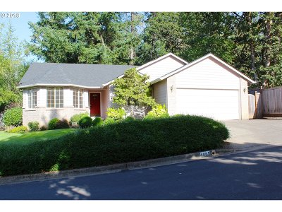Eugene OR Single Family Home For Sale: $369,900