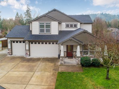 Clackamas County Single Family Home For Sale: 13050 SE Macs Pl