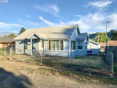 Sutherlin Single Family Home For Sale: 206 E Third Ave
