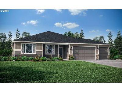 Happy Valley, Clackamas Single Family Home For Sale: 15352 SE Lewis St St #Lot11