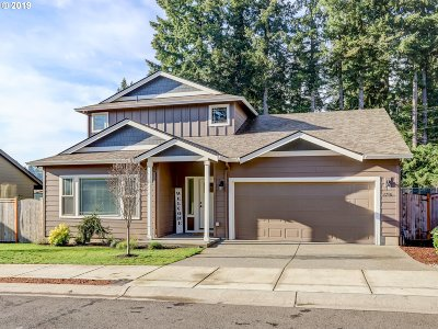 Vancouver Single Family Home For Sale: 2716 NE 144th Ct