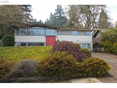 Eugene Single Family Home For Sale: 2190 W 28th Ave
