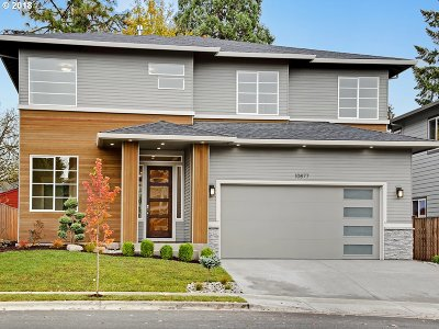 Single Family Home For Sale: 10877 NW Ridge Rd