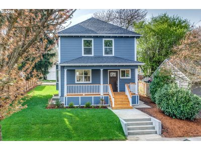 Single Family Home For Sale: 4207 N Kerby Ave