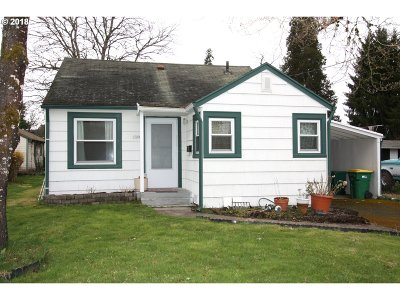 Hillsboro, Cornelius, Forest Grove Single Family Home For Sale: 2350 Main St