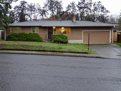 Eugene Single Family Home For Sale: 475 W 28th Ave