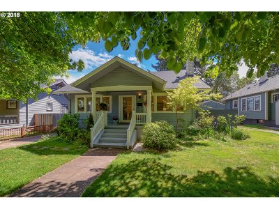 Single Family Home For Sale: 1824 NE 52nd Ave