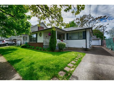 Single Family Home For Sale: 5321 NE 13th Ave