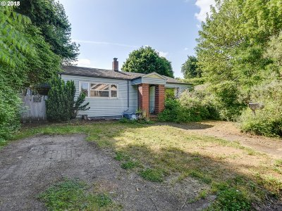 Portland Single Family Home For Sale: 2811 SE 28th Pl