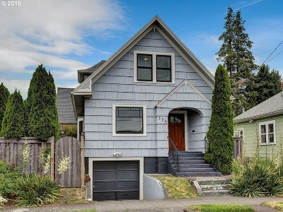 Portland Single Family Home For Sale: 125 N Going St