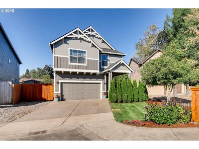 Keizer Single Family Home For Sale: 1785 Brian Ct