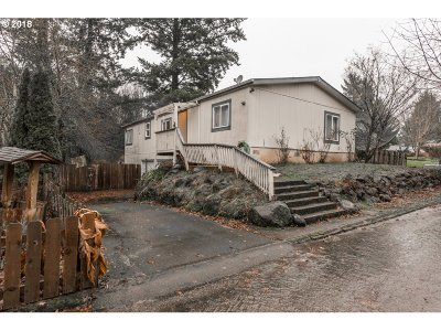 Newberg, Dundee, Mcminnville, Lafayette Single Family Home For Sale: 401 Canyon View Dr