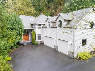 Oregon City Single Family Home For Sale: 17190 S Beckman Rd