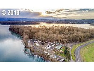 Cowlitz County Multi Family Home For Sale: 4007 Dike Rd