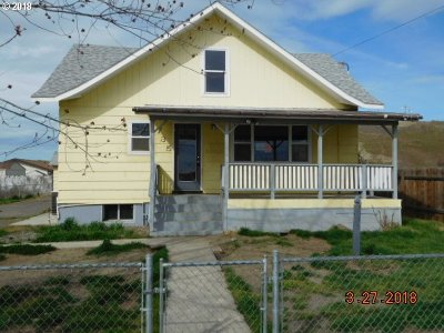 Hermiston Single Family Home For Sale: 735 NW 7th St