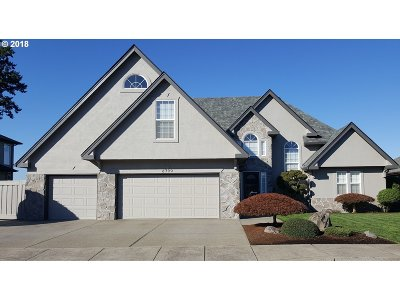 Keizer Single Family Home Pending: 6799 Westridge Ct N